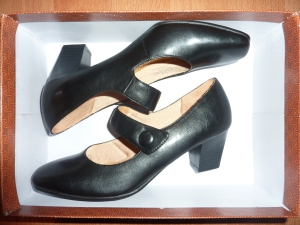 Fligt attendant shoes 002