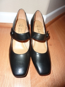 Fligt attendant shoes 003