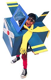 Torture the kid with this airplane costume on halloween heather poole torture the kid with this airplane costume on halloween solutioingenieria Images