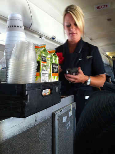 flight attendant training – Heather Poole